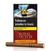 Ritmeester - Royal Dutch  (Moods) - Sunshine Filter  - Pack of 10 Cigarillos