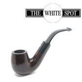 Alfred Dunhill - Bruyere - 3 202 - Group 3 - Bent -  White Spot
