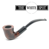 Alfred Dunhill - Amber Root - 4 114 - Group 4 - Bent Dublin - White Spot