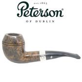 Peterson - Sherlock Holmes Deerstalker - Smooth Dark Finish - P-Lip