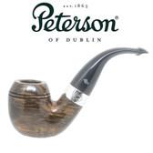 Peterson - Sherlock Holmes Baskerville - Smooth Dark Finish - P-lip