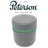 Peterson - Avoca Medium Leather Travel Tobacco Jar