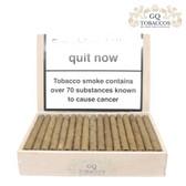 GQ Tobaccos - Dutch Blend - Cigarillos - Box of 50 Cigarillos