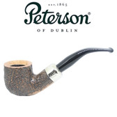 Peterson -  Arklow Sandblast 01 - 9mm Filter Pipe