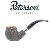 Peterson -  Arklow Sandblast 68 - 9mm Filter Pipe