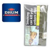 Drum - Original Blue - Hand Rolling Tobacco - 50g Pouch