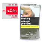JPS Players Real Red - Volume Tubing Tobacco - 30g Pouch