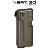 Vertigo - Governor - Pipe Lighter with Tamper - Gunmetal