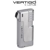 Vertigo - Governor - Pipe Lighter with Tamper - Chrome