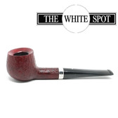 Alfred Dunhill - Ruby Bark - 3 134 - Brandy - Group 3 -  White Spot - Silver Band