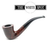 Alfred Dunhill - Amber Root - 4 114 - Group 4 -Bent Dublin - White Spot