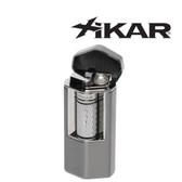 Xikar - Meridian - Triple Soft Flame Lighter - Gunmetal