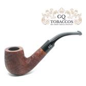 GQ Tobaccos - Merlot Briar - Bent Billiard Pipe (2)