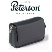 Peterson - Pipe Pouch Bag - 2 Pipe & Tobacco Combination (140)
