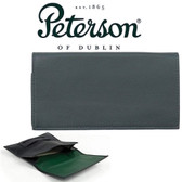 Peterson - Tobacco Pouch with Papers Slot - Avoca Blue - (145a)