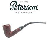 Peterson - Calabash - Rustic Pipe