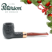 Peterson - Christmas Pipe 2020  - 107 Sandblast - 9mm Filter Pipe