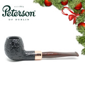 Peterson - Christmas Pipe 2020  - 87 Sandblast - 9mm Filter Pipe