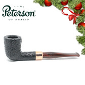 Peterson - Christmas Pipe 2020  - 120 Sandblast - 9mm Filter Pipe