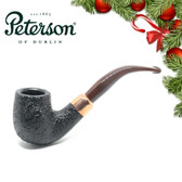 Peterson - Christmas Pipe 2020  - 69 Sandblast - 9mm Filter Pipe