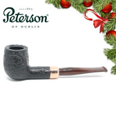 Peterson - Christmas Pipe 2020  - 106 Sandblast - 9mm Filter Pipe