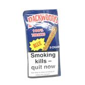 Backwoods - Blue  -  5 Packs of Cigars