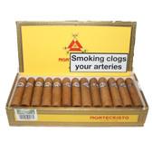 Montecristo -Media Corona - Box of 25 Cigars