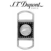 ST Dupont - Derby Cigar Cutter - Black & Palladium