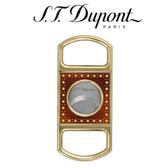 ST Dupont - Derby Cigar Cutter - Atelier Brown & Gold