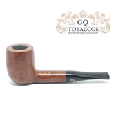 GQ Tobaccos - Tawny Briar - Straight Billiard Pipe (1)