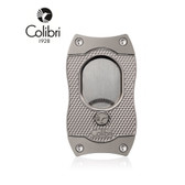 Colibri - Monza Serrated S Cut Cigar Cutter - 66 Ring Gauge - Gunmetal