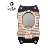 Colibri - Monza Serrated S Cut Cigar Cutter - 66 Ring Gauge - Rose Gold