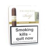 Davidoff - Primeros Dominican Maduro - Tin of 6 Cigars