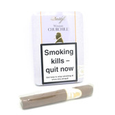 Davidoff - Winston Churchill Raconteur Petit Panatela's - Tin of 5 Cigars