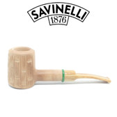 Savinelli - Bamboo Rusticated - 310 Pipe - 9mm Filter