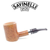 Savinelli - Bacco Smooth Natural - 311 Pipe - 9mm Filter