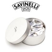 Savinelli - Pipe Filters 6mm (Tin of 100)