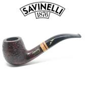 Savinelli - Collection Sandblast 2021  - 9mm