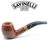 Savinelli - Collection Smooth Brown 2021  - 9mm
