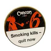 Chacom - No 6 - Pipe Tobacco 50g Tin
