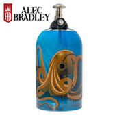 Alec Bradley  - Mega Burner Table Lighter - Steampunk Series - Octobot - Limited Edition