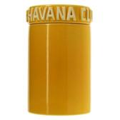 Havana Club - Tinaja Cigar Humidor - Corn Yellow