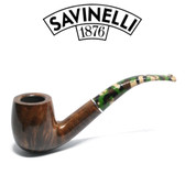 Savinelli - Camouflage Smooth - 606 Pipe - 9mm Filter