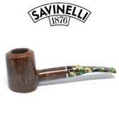 Savinelli - Camouflage Smooth - 310 Pipe - 9mm Filter