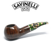 Savinelli - Camouflage Smooth - 320 Pipe - 9mm Filter