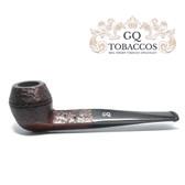 GQ Tobaccos - Merlot Briar - Bulldog Pipe