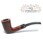 GQ Tobaccos - Tawny Briar - Semi Bent Dublin Pipe