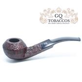 GQ Tobaccos - Merlot Briar - Large Bent Bulldog Pipe