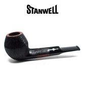 Stanwell - Brushed Black - 32 - Pipe