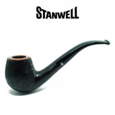 Stanwell - Brushed Black - 83 - Pipe